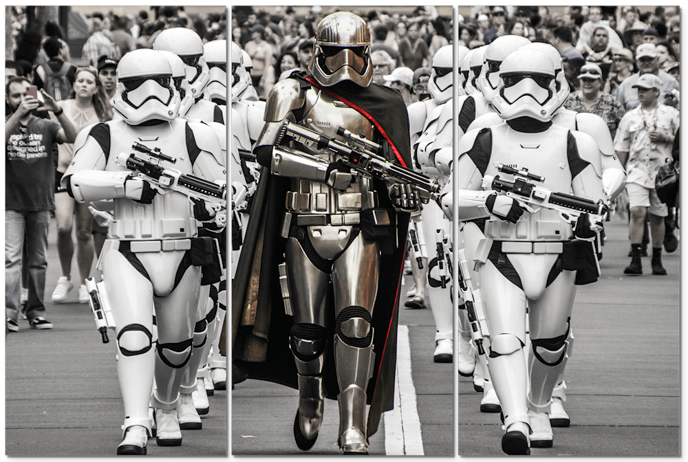 Stormtroopers March