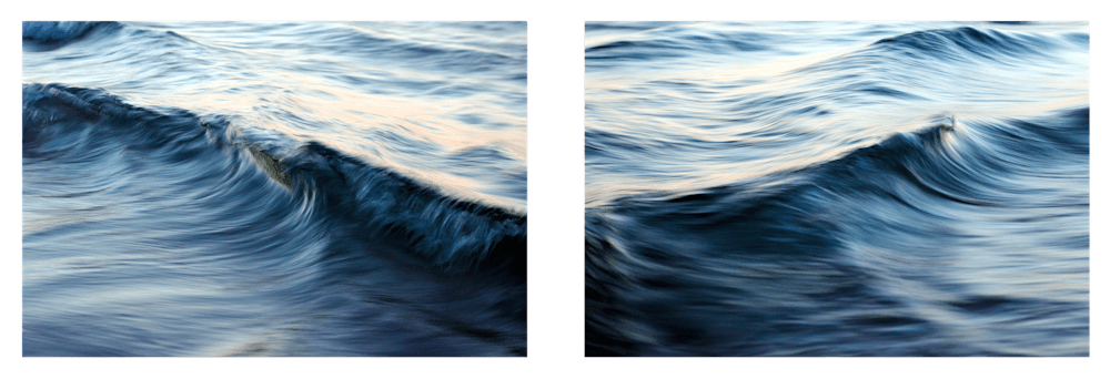 Water 1 Diptych
