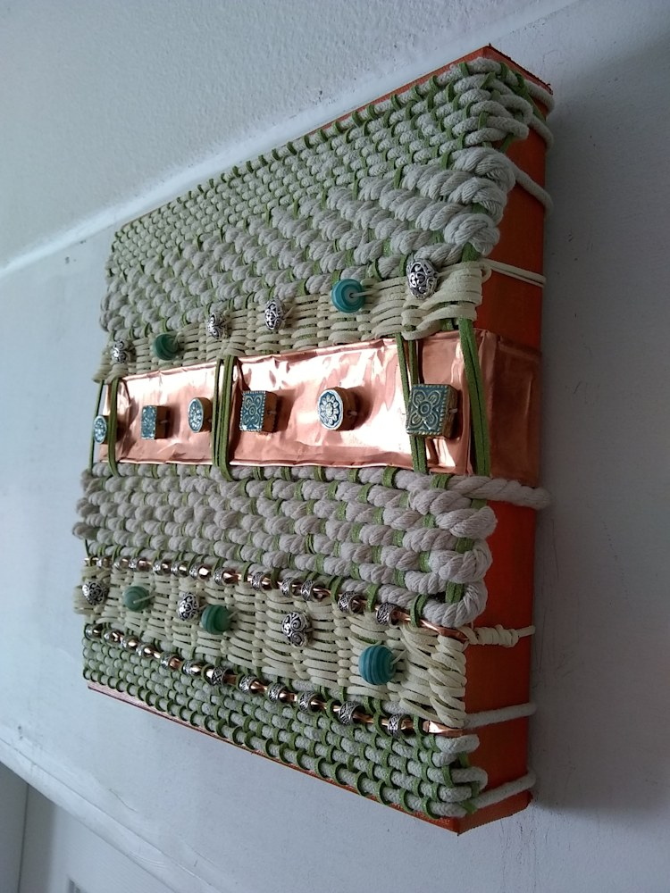 Rustic Artisan Weaving 10