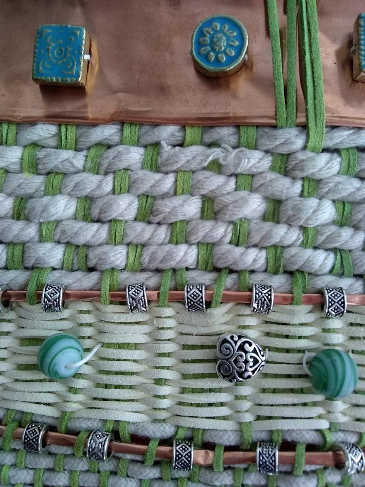 Rustic Artisan Weaving 7