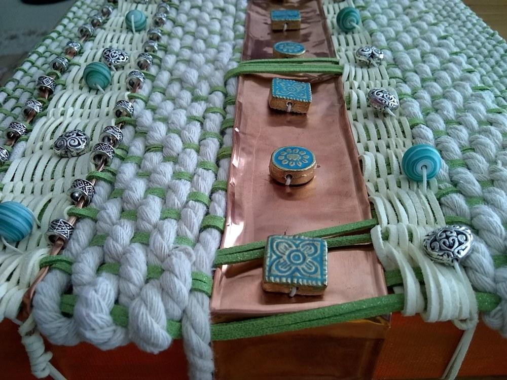 Rustic Artisan Weaving 6