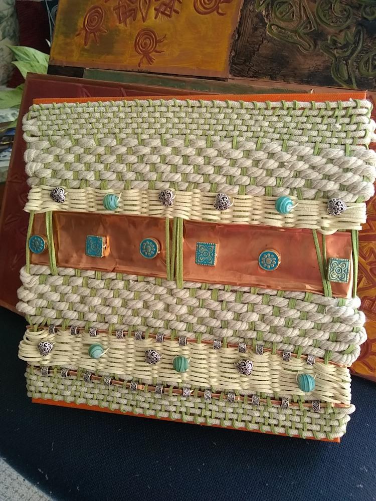 Rustic Artisan Weaving 5