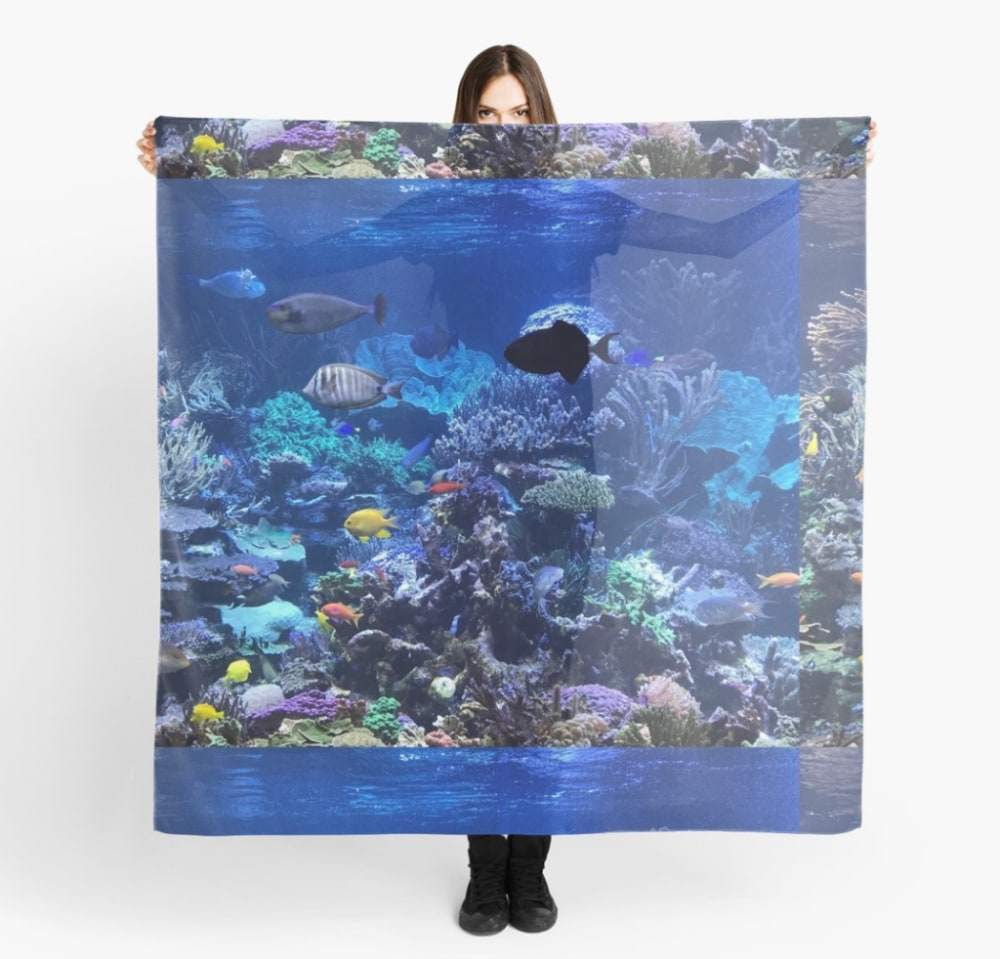 In the Sea Scarf