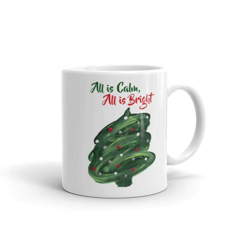 Christmas Tree  Right