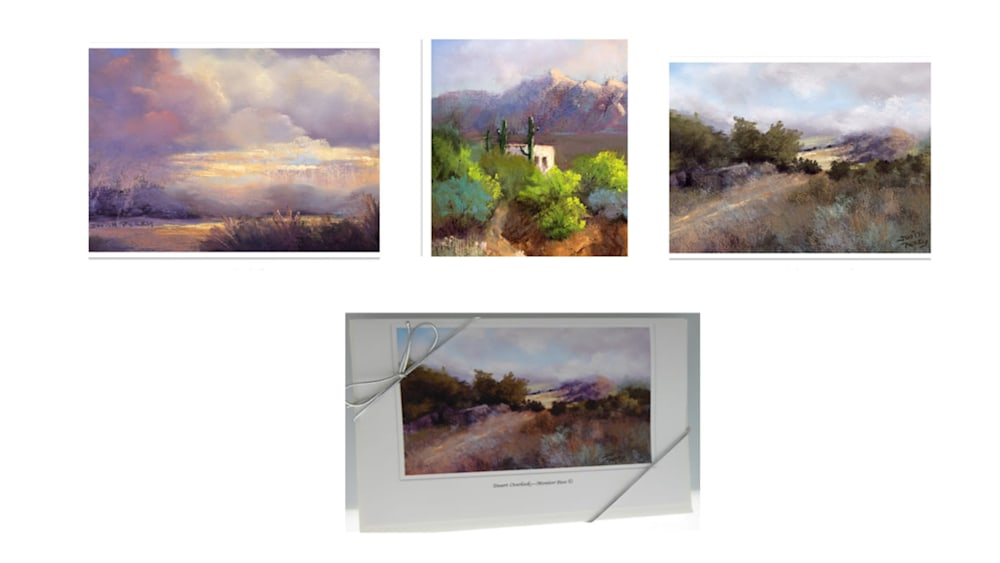 Desert Series updated set of 3