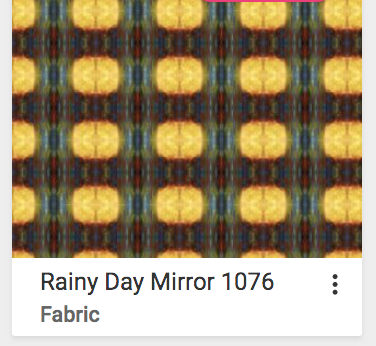 Rainy Day Sun Fabric 2