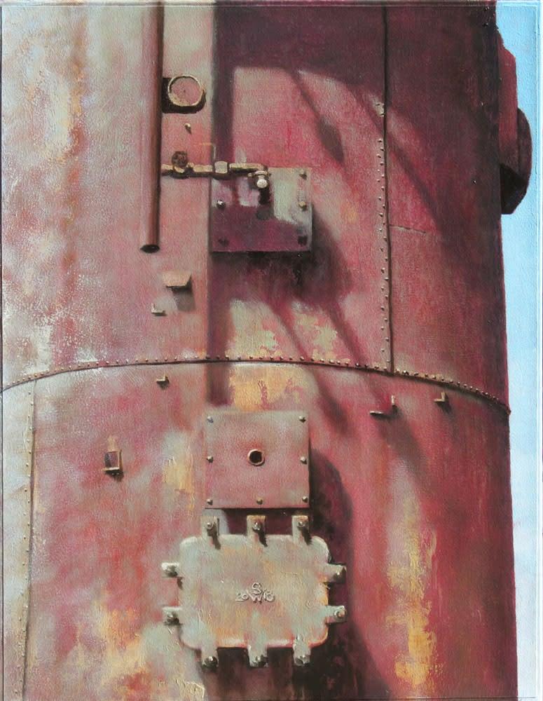 Wind Gasworks Sentinel 1000