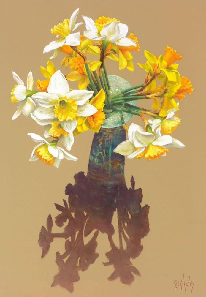M MILLARD 028 Daffodil Day II
