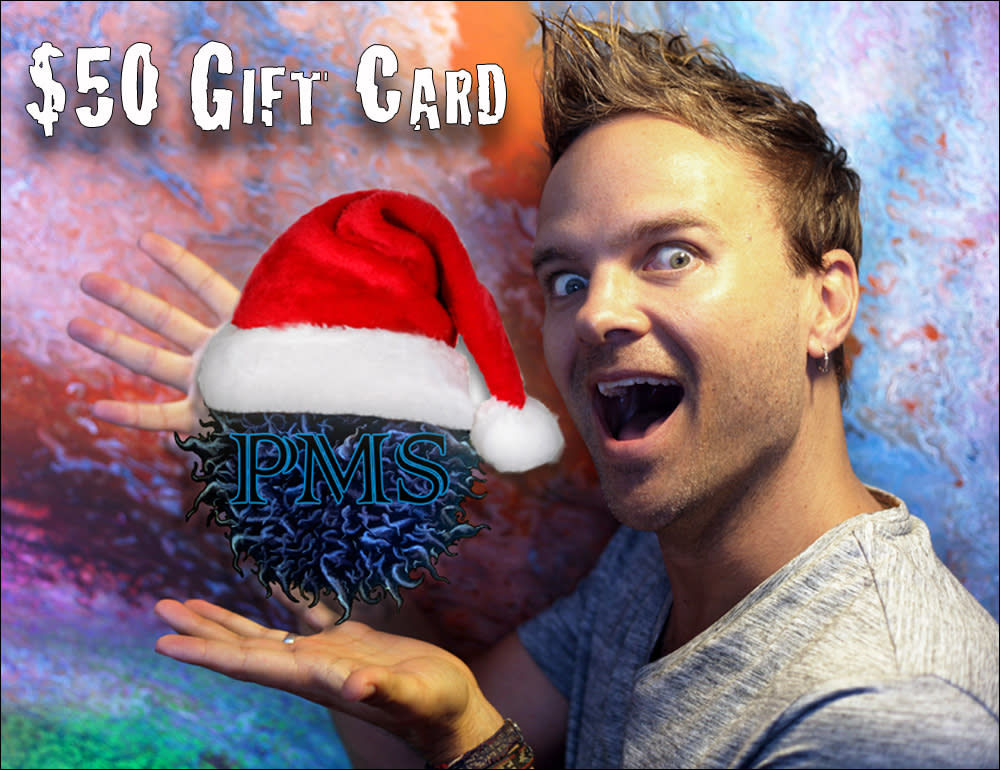 PMS Holiday Gift Card 50