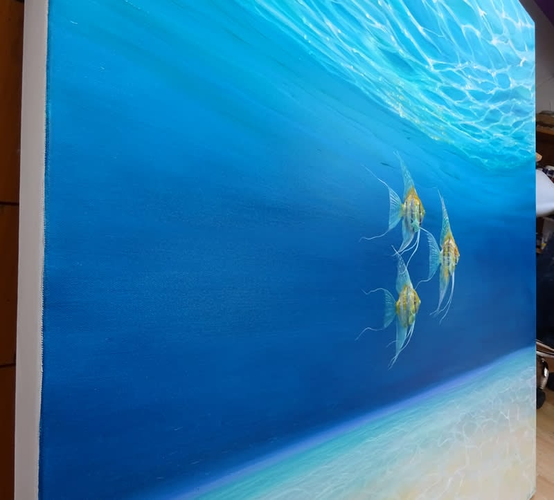 Magic under the sea by gill bustamante d3 S