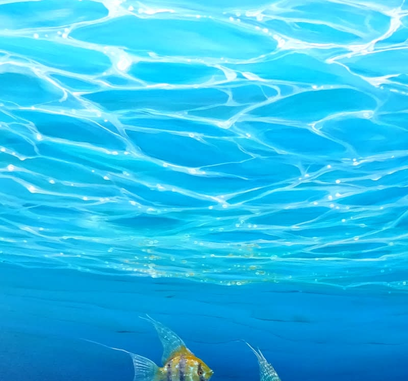 Magic under the sea by gill bustamante d4 S