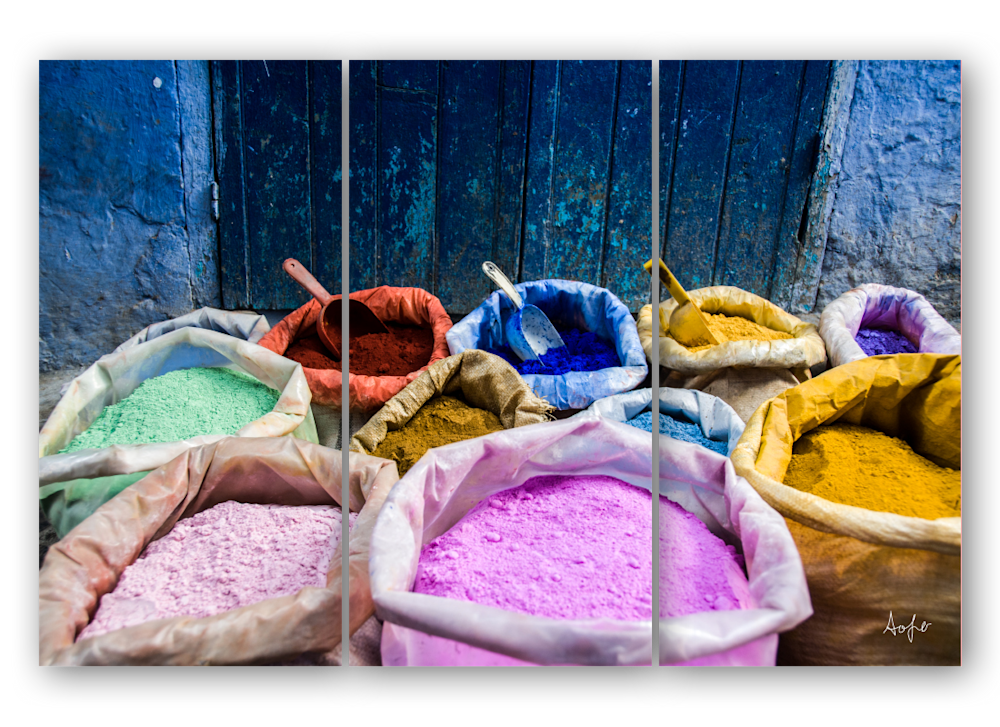 triptych dyes