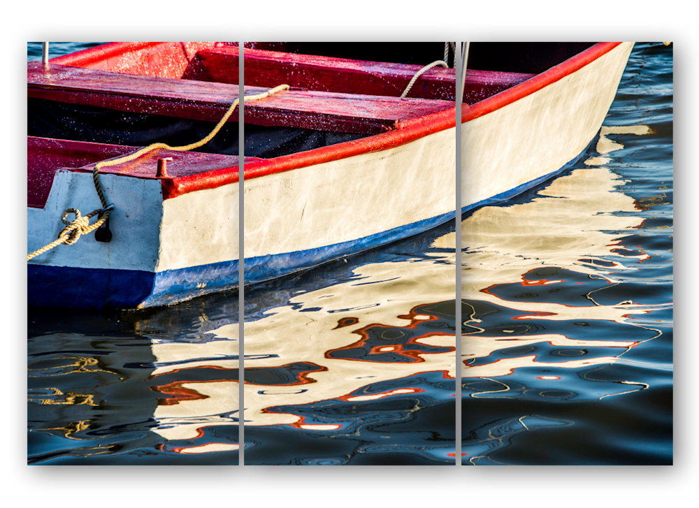 triptych boat DR