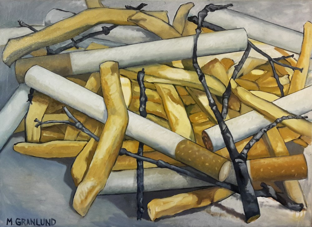 Cigs, Twigs and Fries