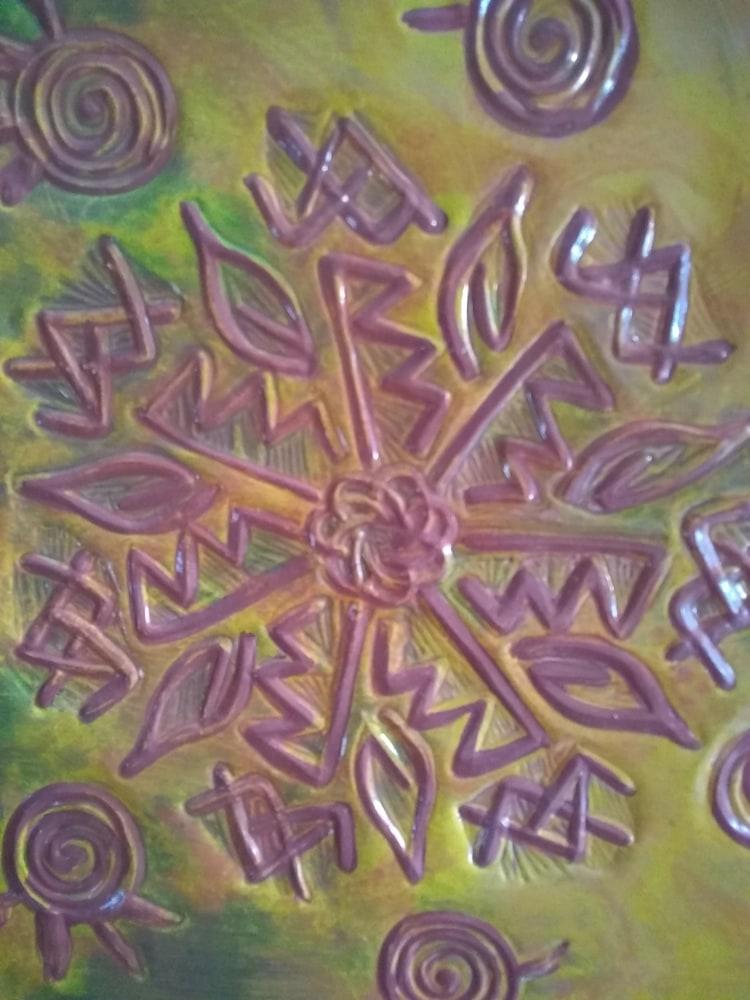 Tribal rustic #11