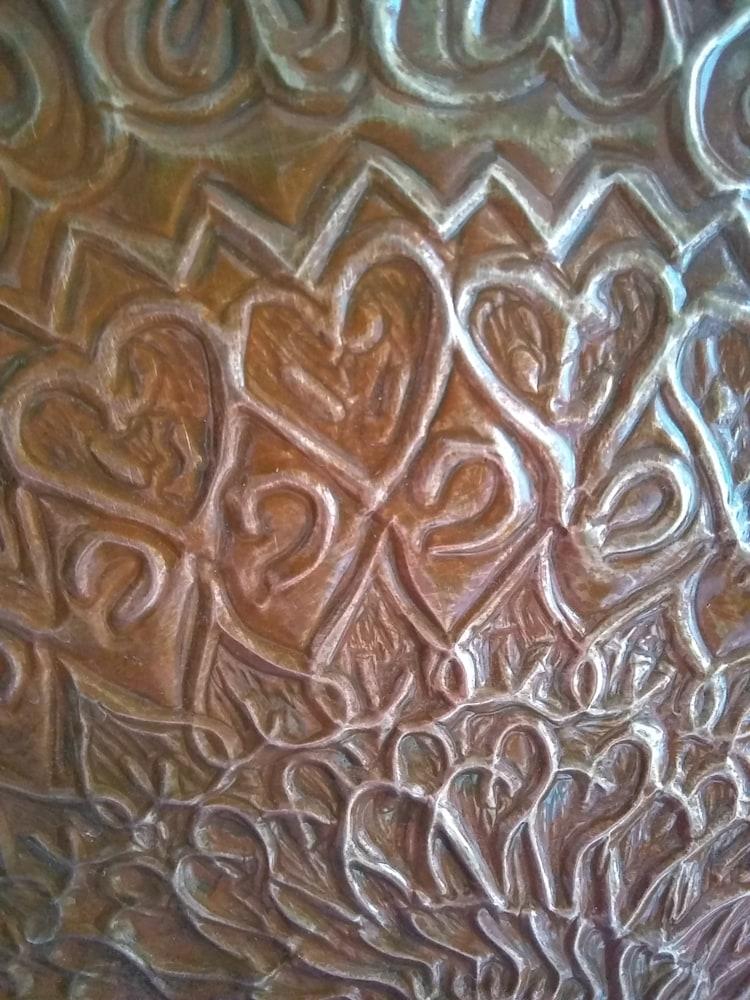 A Tribal Mandala in Rust #7