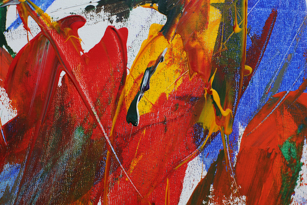 AbstractBison5Original Detail2