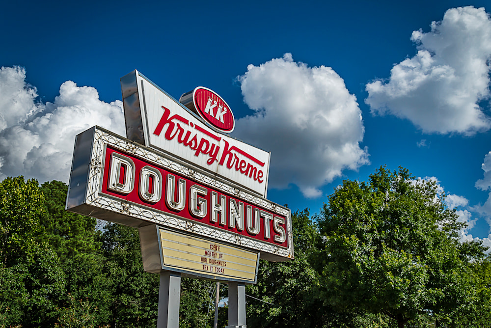 Krispy Kreme ATL