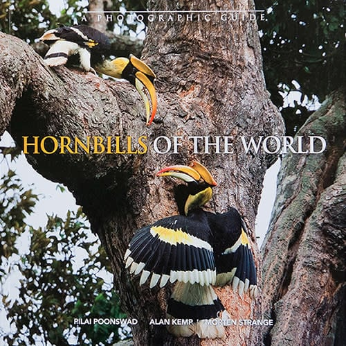 Hornbills of the World Cover AS