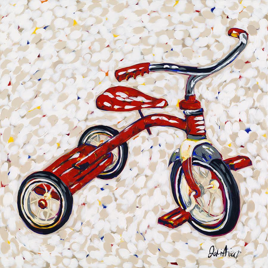 Jodi Augustine Lets Ride