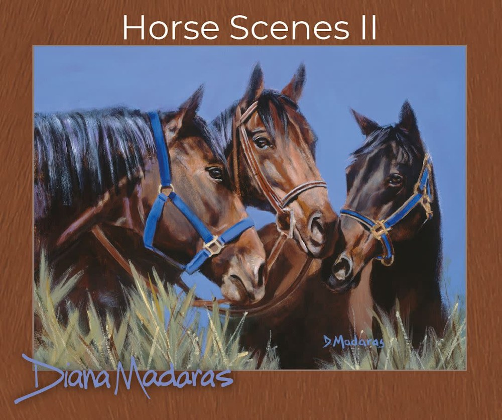 Horse Scenes II