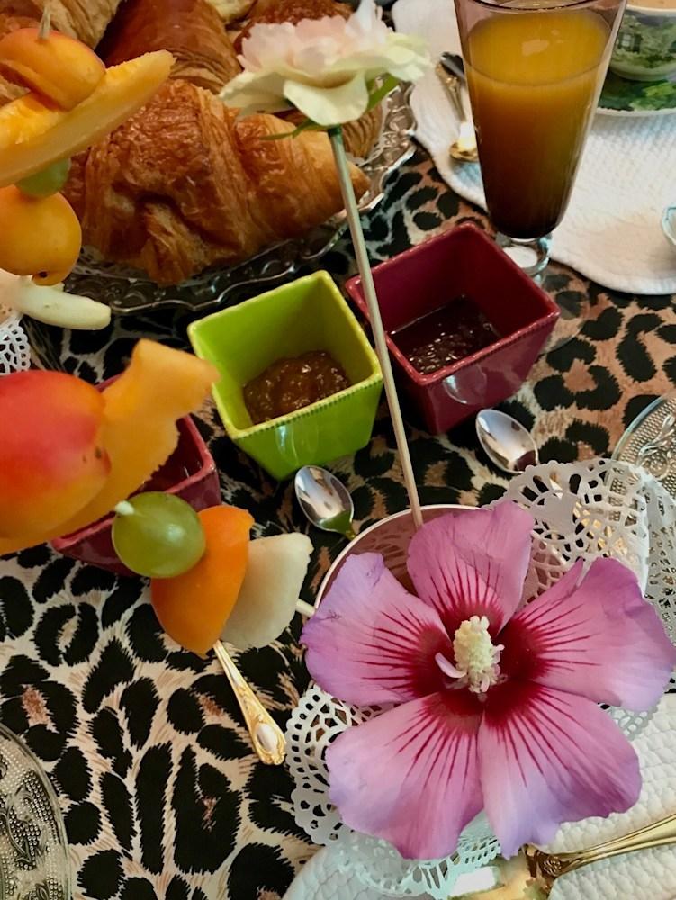 France Breakfast