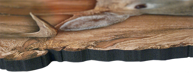 deer log02 side