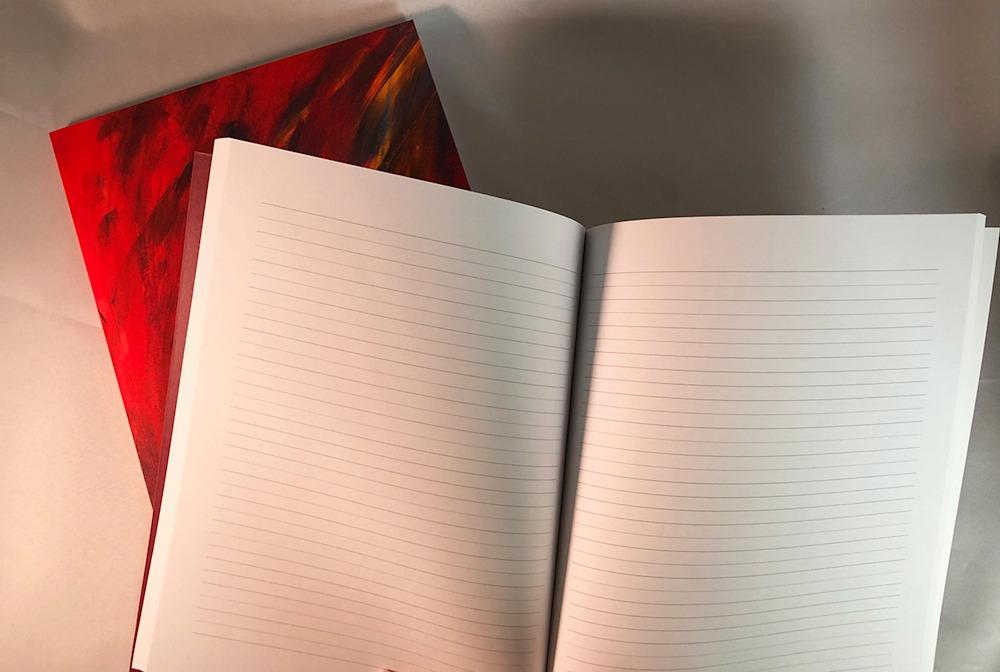 notebooks interior