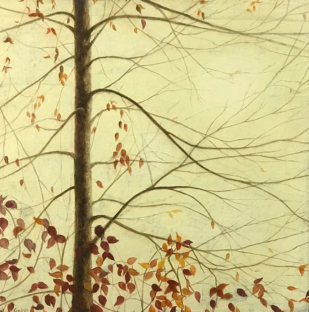 Gedye Autumn Tree and Vine Duet 1000