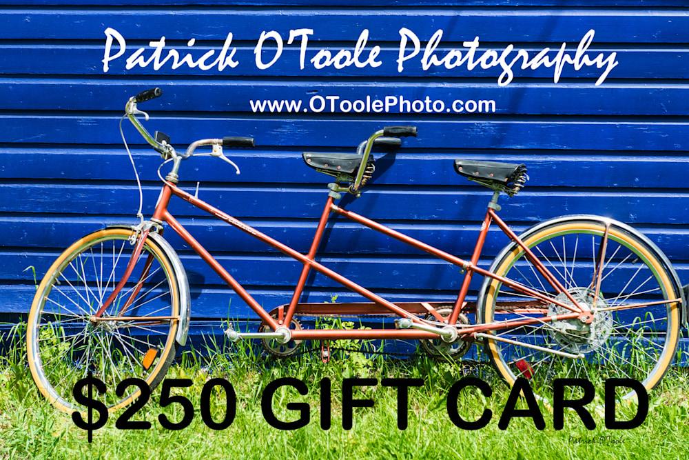 OToolePhoto 8838 2 giftcard$250