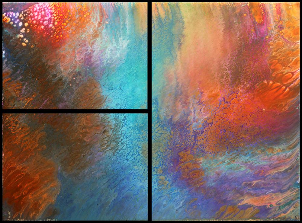 Origins Triptych