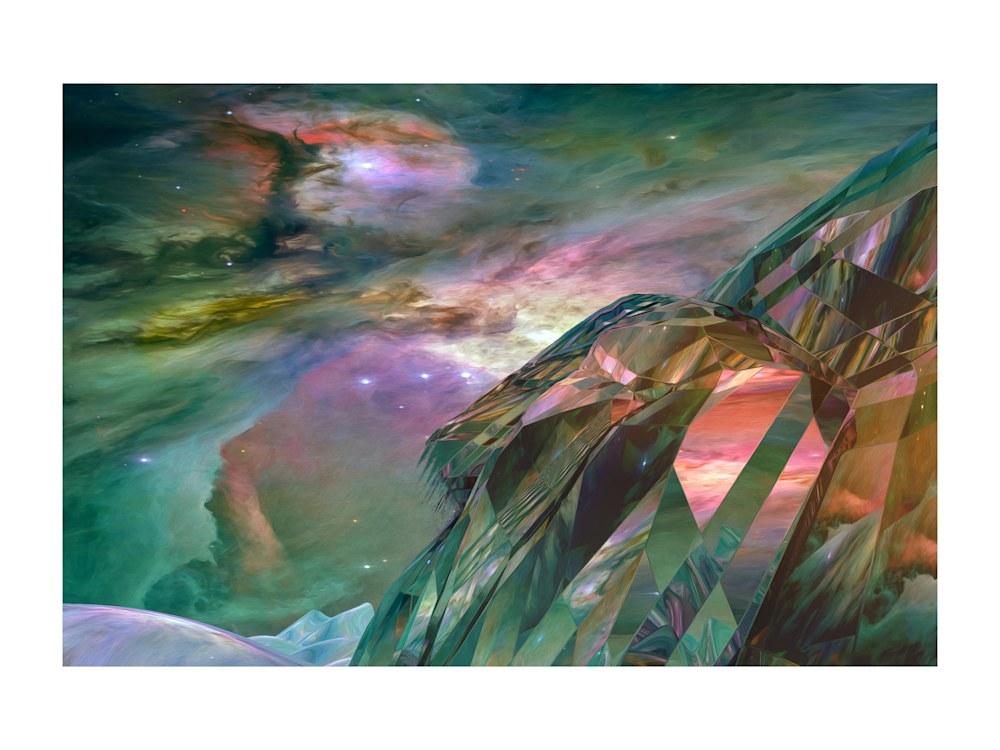 18x24 Emerald Cliffs