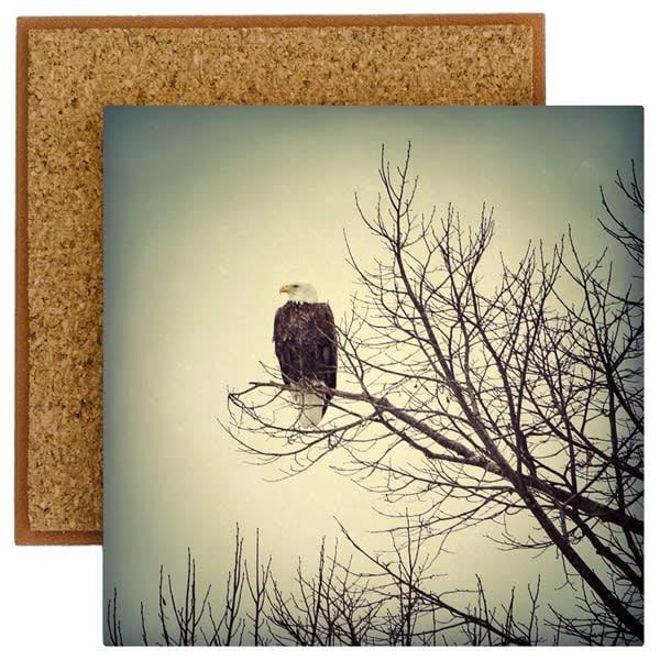 Eagle Photo Tile