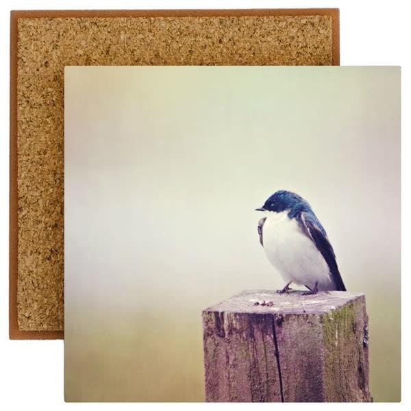 Barn Swallow Photo Tile