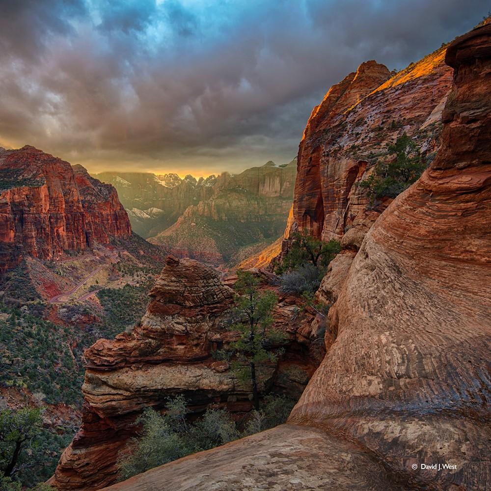canyon light 12x12 davidjwest