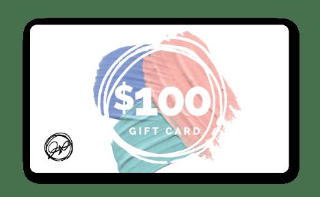 100 gift card Jodi Augustine Art