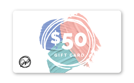 50 gift card Jodi Augustine Art