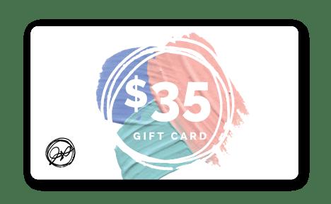 35 gift card Jodi Augustine Art
