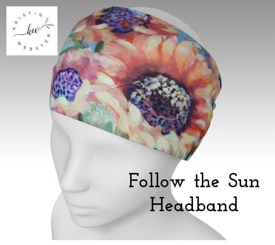 Follow the Sun Headband