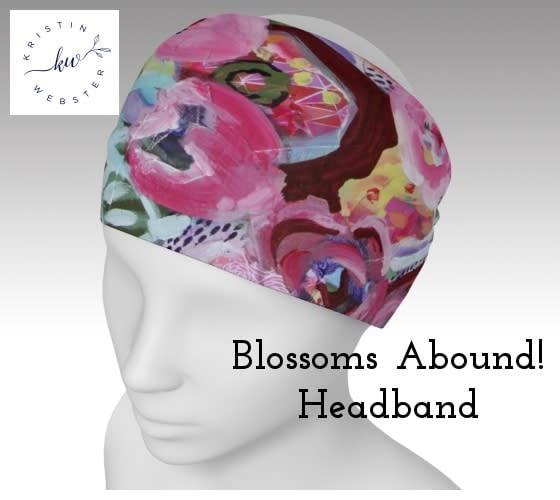 Blossoms Abound Headband