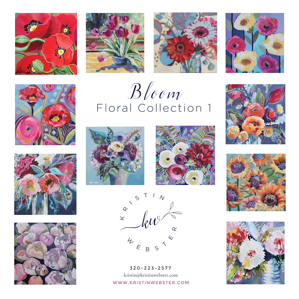 Bloom Floral Collection 1