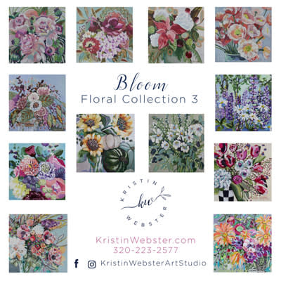 Cards Bloom Collection 3web