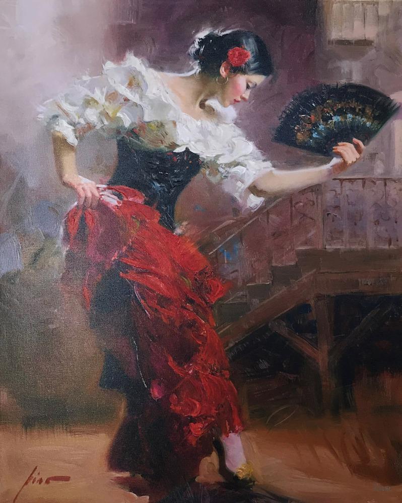 Spanish Dancer Pino
