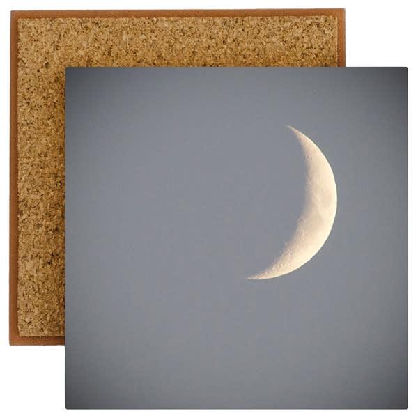 Crescent Mood Photo Tile