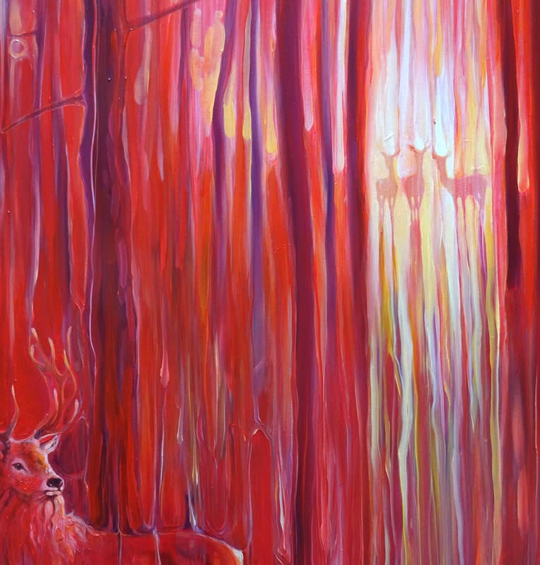 red forest calls d3 S