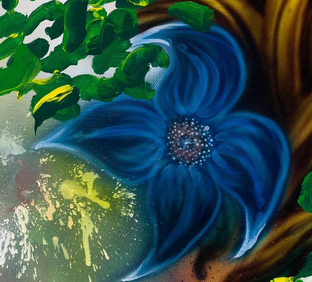 Blu Spring flower detail jpg