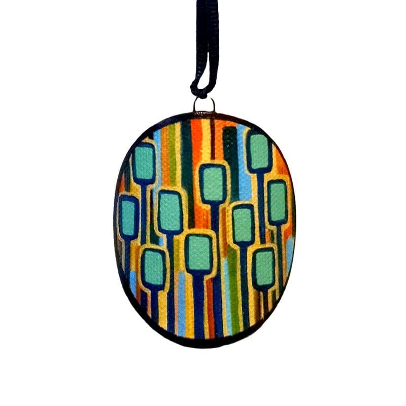 TealGrove ornament