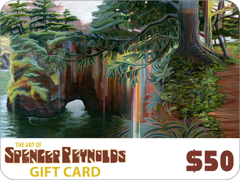 50 Dollar Gift Card Graphic