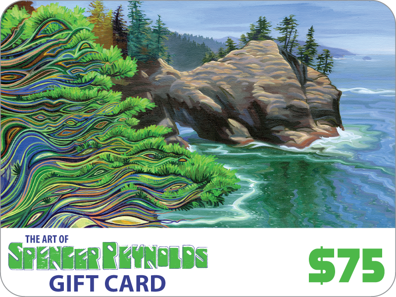 75 Dollar Gift Card Graphic