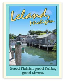 Leland, Michigan MC 319